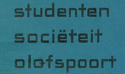 Omslag Jaarboek 1966